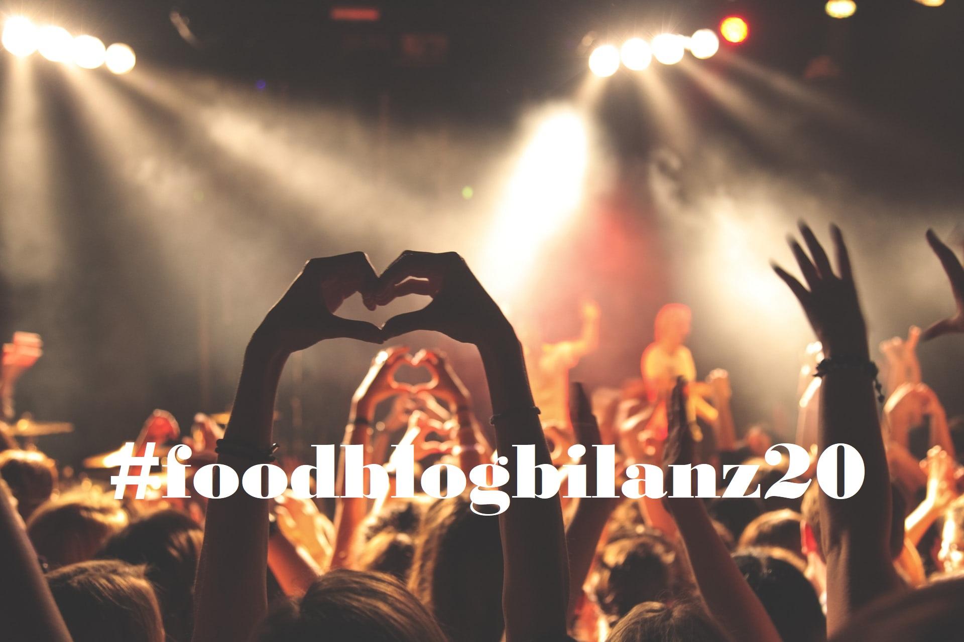 Meine persönliche Foodblogbilanz2020 – das war unser kulinarisches Jahr 2020!