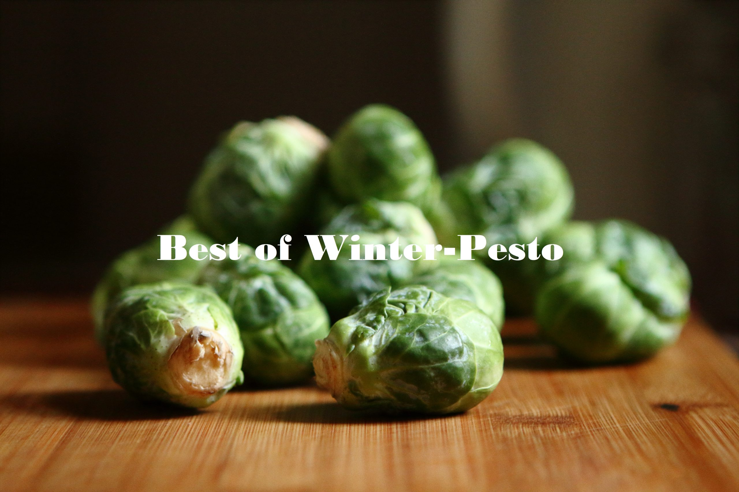Best of Winter-Pesto | Unsere persönliche TOP 5