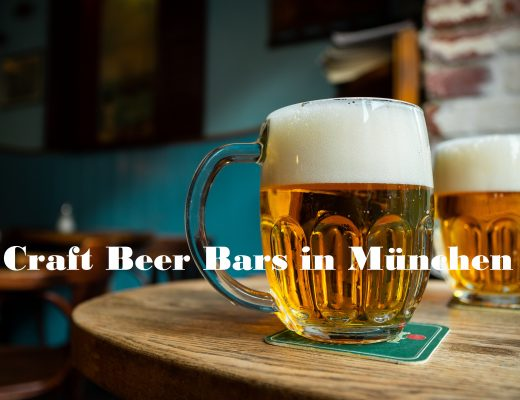 Craft Beer Bars in München | Unsere persönliche TOP 5 auf www.wallygusto.de