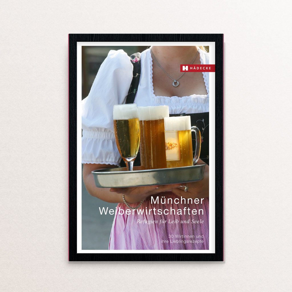 Gerupfter | Rezept & Buchvorstellung Münchner Weiberwirtschaften auf www.wallygusto.de