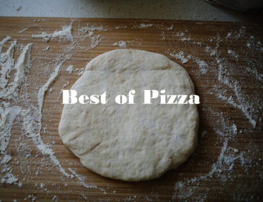 Best of Pizza | Unsere 5 beliebtesten Pizza-Kreationen
